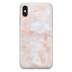 Recover rose marble iPhone X case